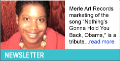 Merle Art Music newsletter